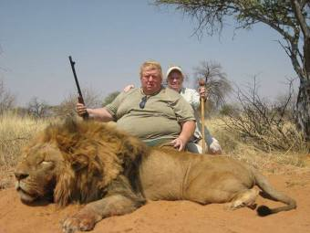 fat hunting