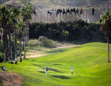 golf unsustainable tourism